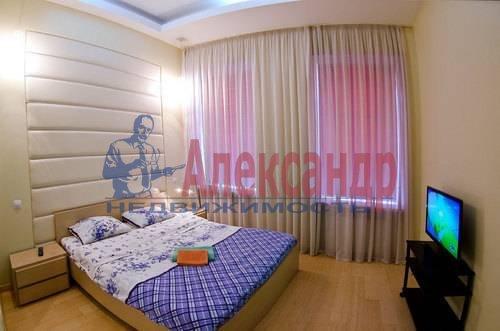 3-комнатная квартира (132м2) в аренду по адресу Реки Фонтанки наб., 40— фото 2 из 11