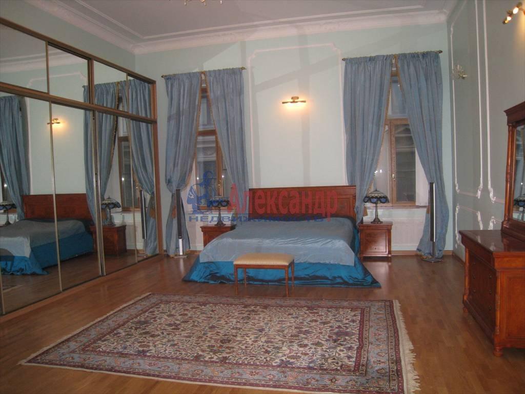 5-комнатная квартира (230м2) в аренду по адресу Адмиралтейская наб., 12— фото 1 из 6