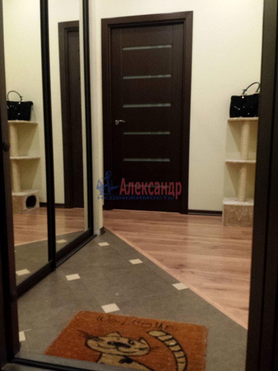 3-комнатная квартира (60м2) в аренду по адресу Всеволожск г., Доктора Сотникова ул., 5— фото 5 из 20