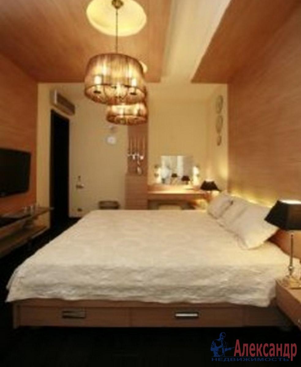 3-комнатная квартира (82м2) в аренду по адресу Туристская ул., 23— фото 2 из 4