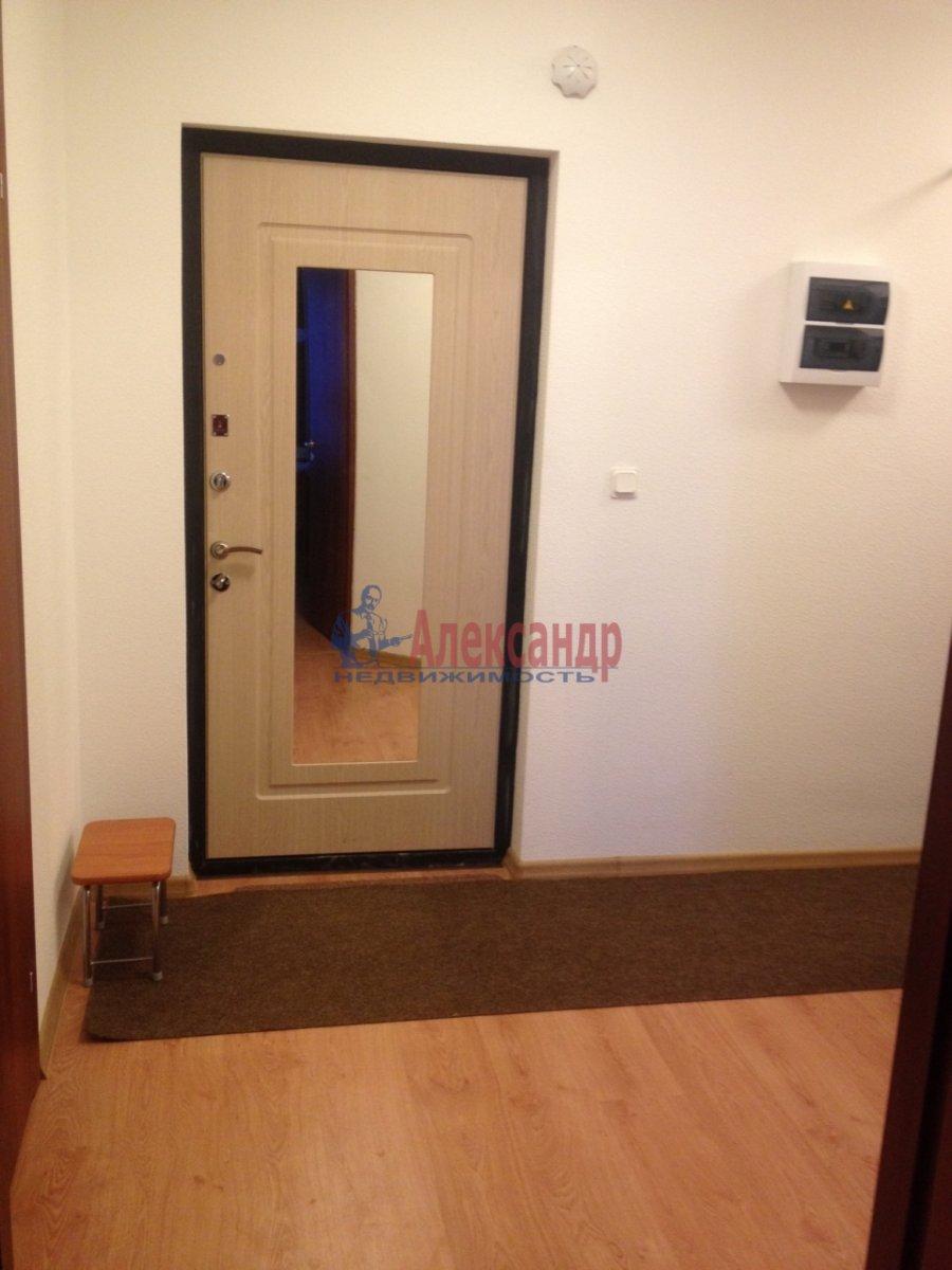 1-комнатная квартира (40м2) в аренду по адресу Парголово пос., Николая Рубцова ул., 11— фото 8 из 11