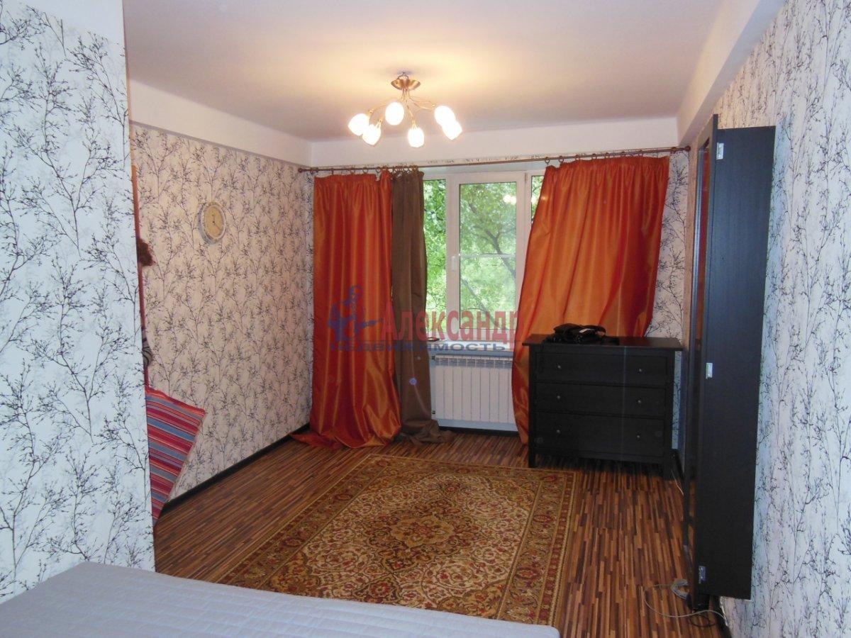 1-комнатная квартира (37м2) в аренду по адресу Гражданский пр., 104— фото 2 из 3