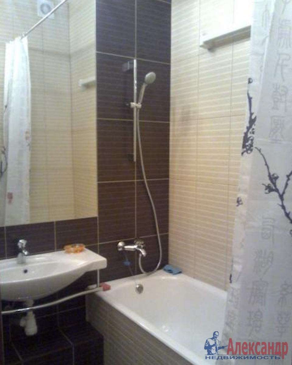 1-комнатная квартира (35м2) в аренду по адресу Коллонтай ул., 5— фото 4 из 4
