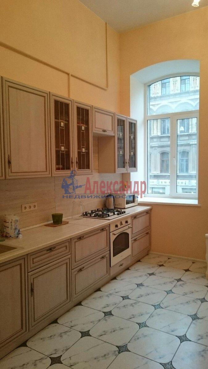 1-комнатная квартира (62м2) в аренду по адресу Восстания ул., 27-24— фото 8 из 15