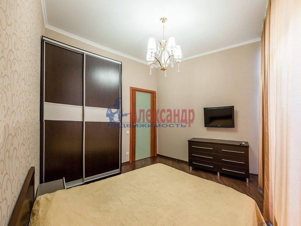 1-комнатная квартира (49м2) в аренду по адресу Смоленская ул., 11— фото 4 из 5