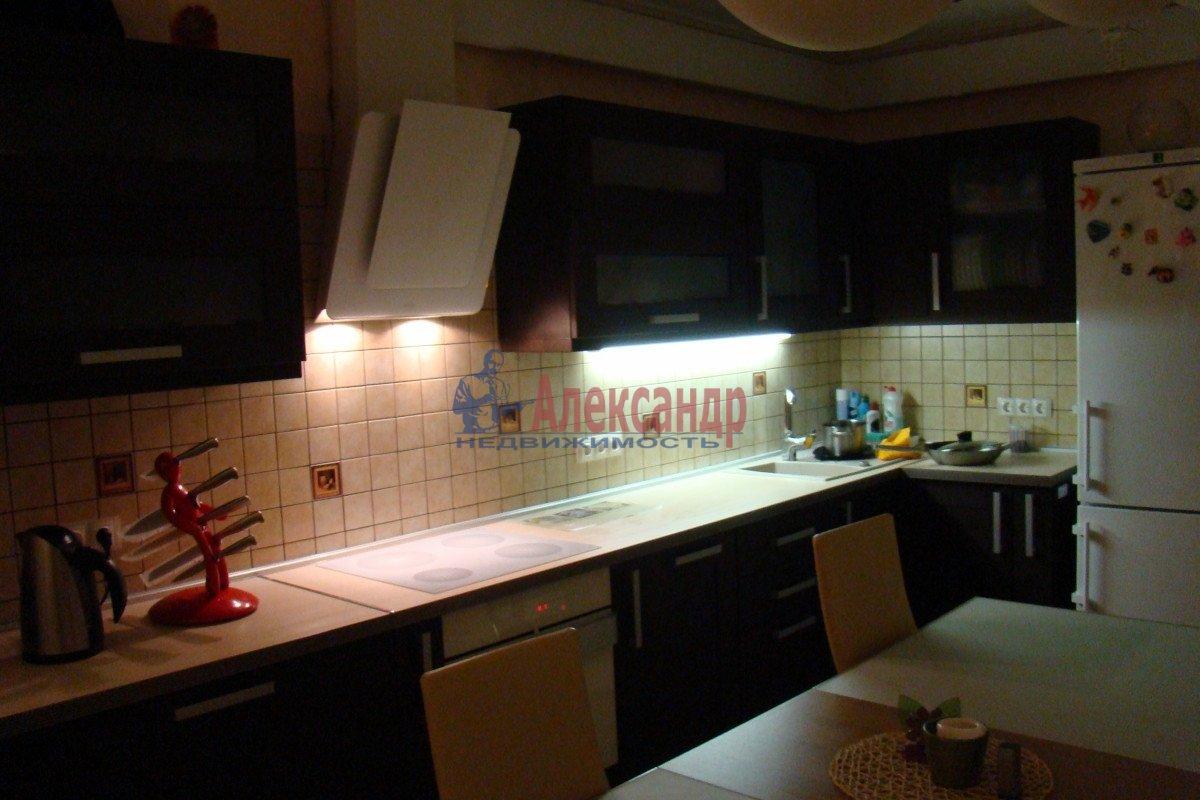 2-комнатная квартира (54м2) в аренду по адресу Беговая ул., 7— фото 3 из 3
