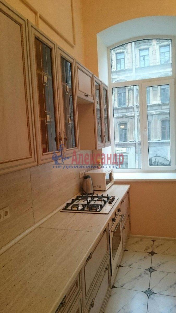 1-комнатная квартира (62м2) в аренду по адресу Восстания ул., 27-24— фото 10 из 15