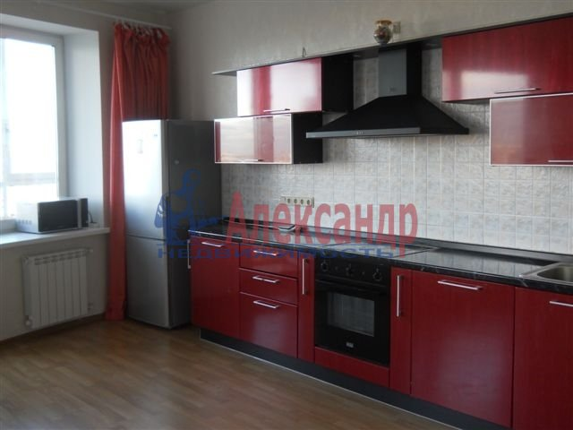 1-комнатная квартира (35м2) в аренду по адресу Рижский пр., 30— фото 1 из 1