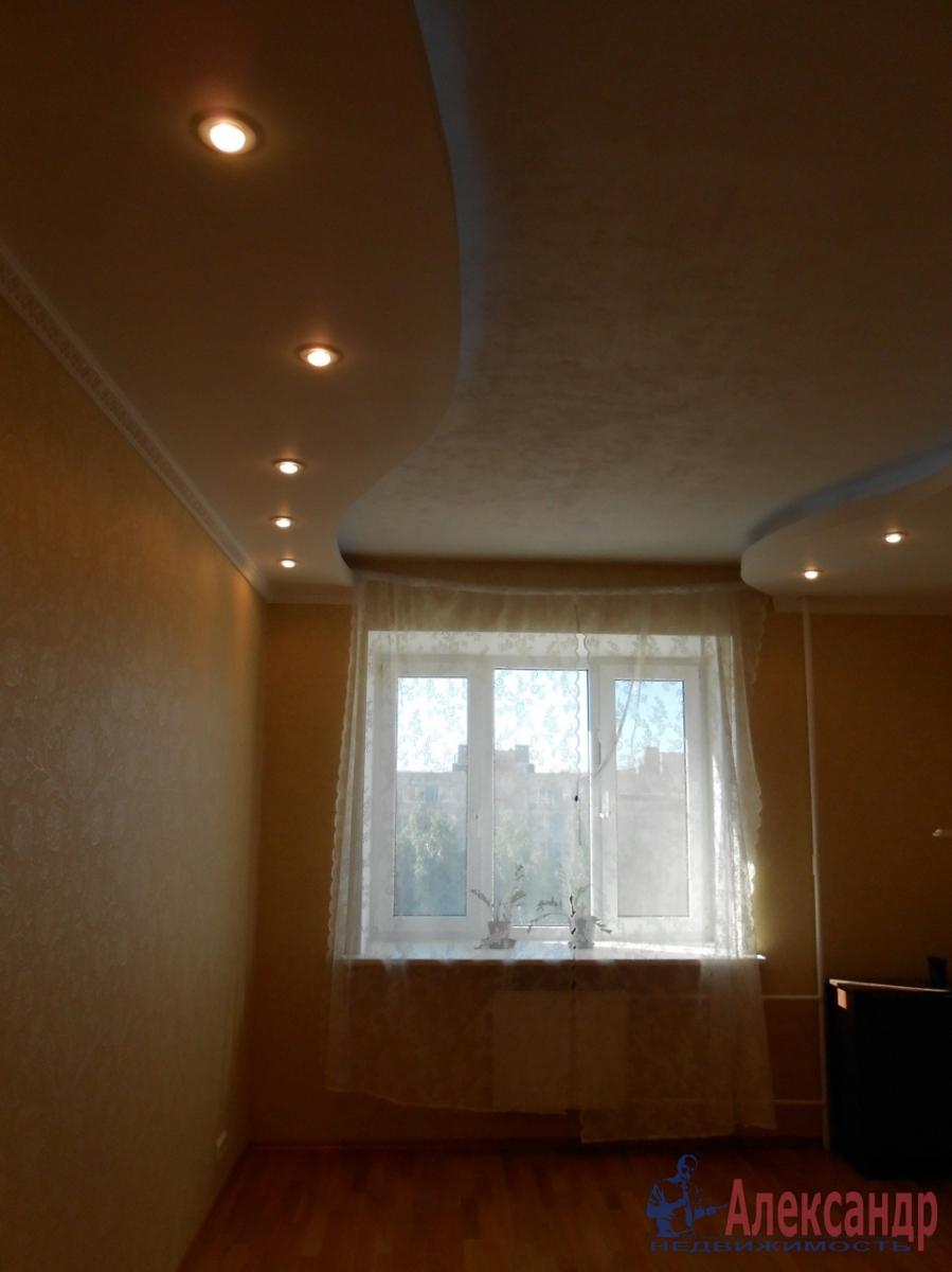 3-комнатная квартира (98м2) в аренду по адресу Коллонтай ул., 17— фото 2 из 12
