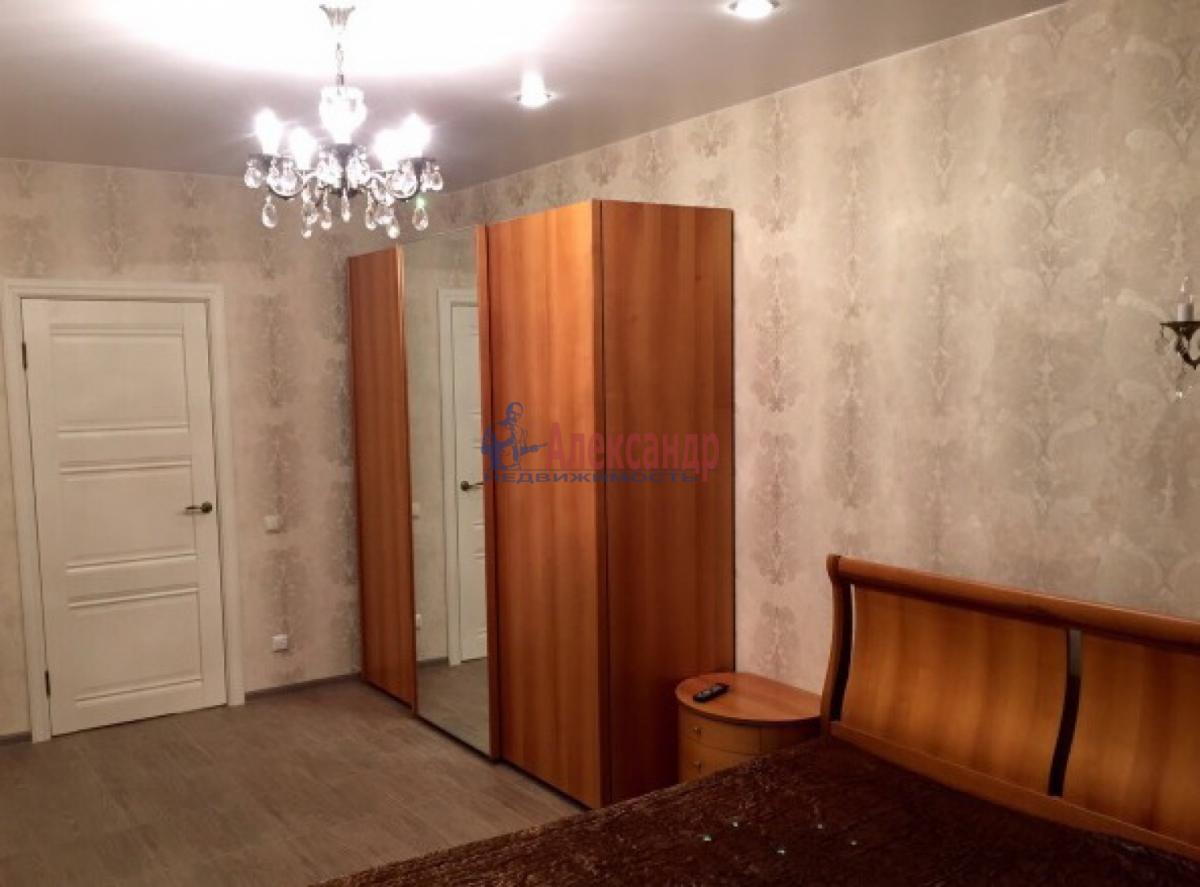 1-комнатная квартира (38м2) в аренду по адресу Юрия Гагарина просп., 73— фото 4 из 4