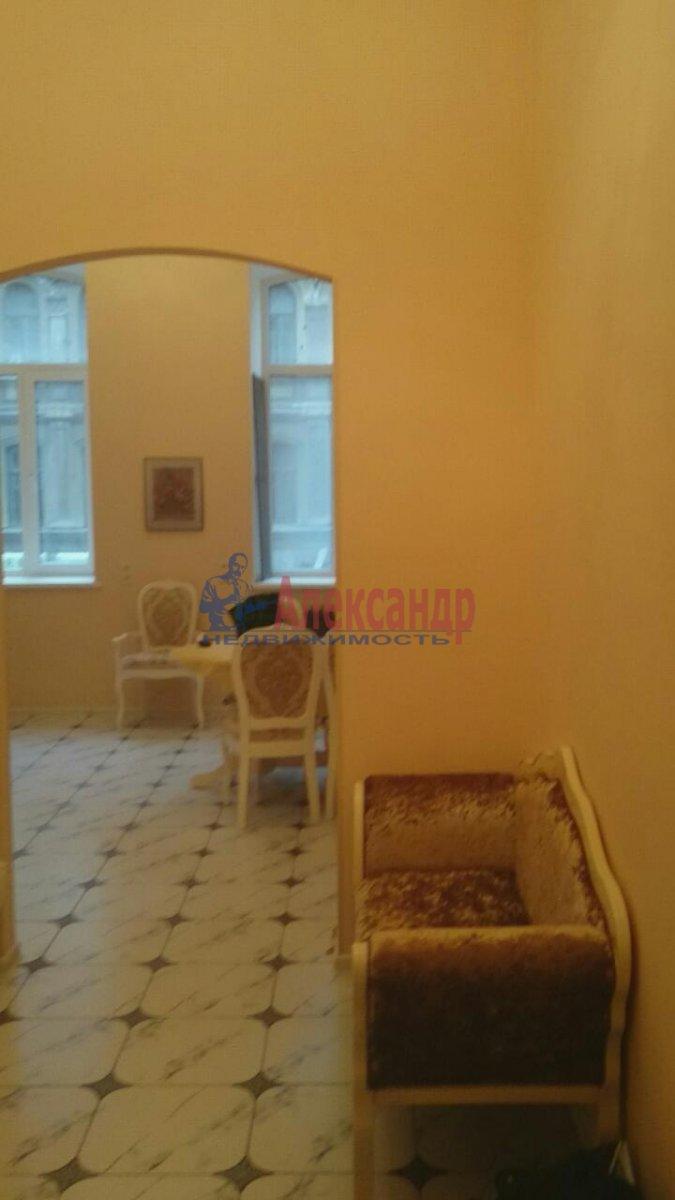 1-комнатная квартира (62м2) в аренду по адресу Восстания ул., 27-24— фото 12 из 15