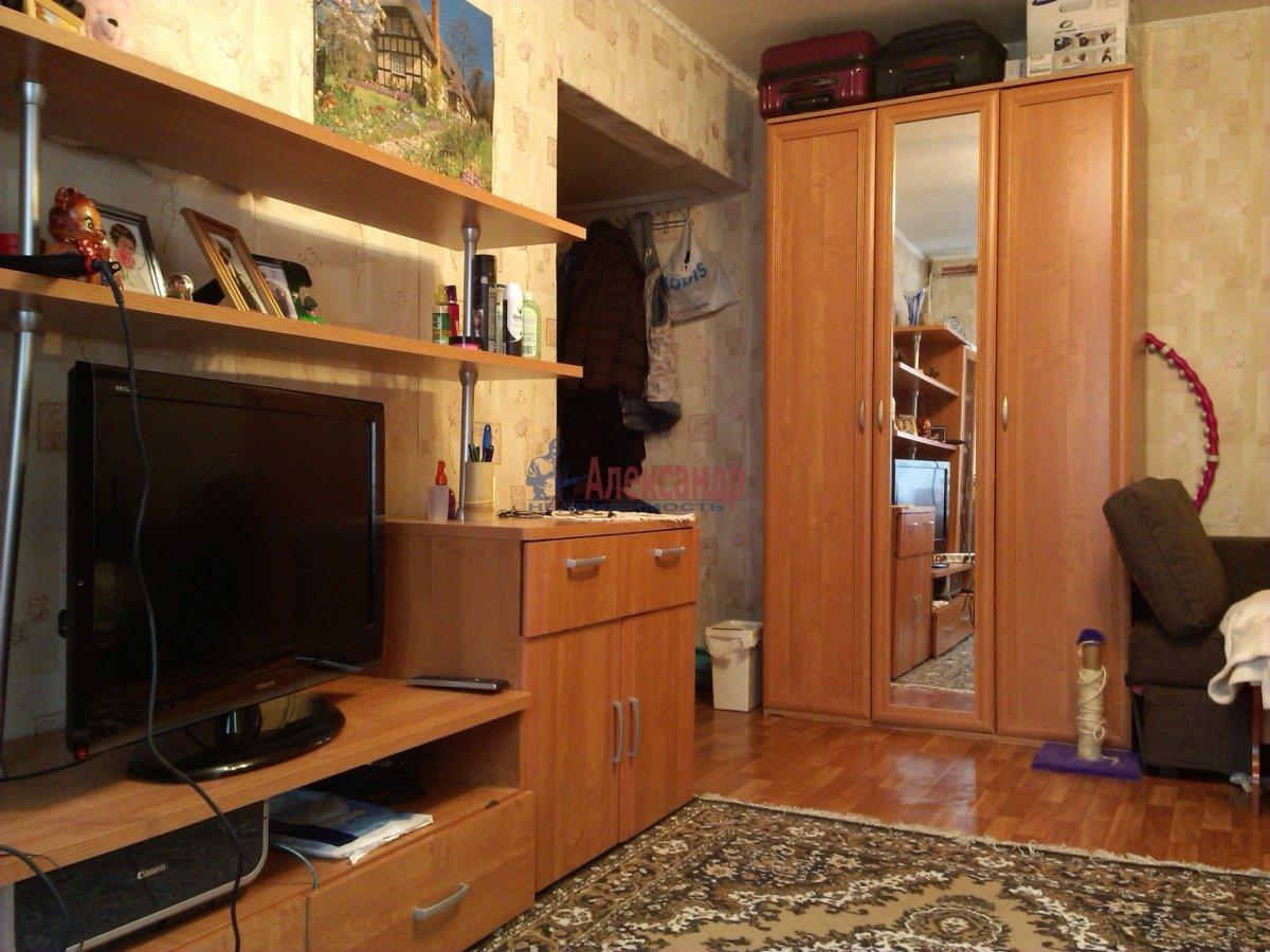 2 комнаты в 4-комнатной квартире (53м2) в аренду по адресу Черкасова ул., 21— фото 1 из 15