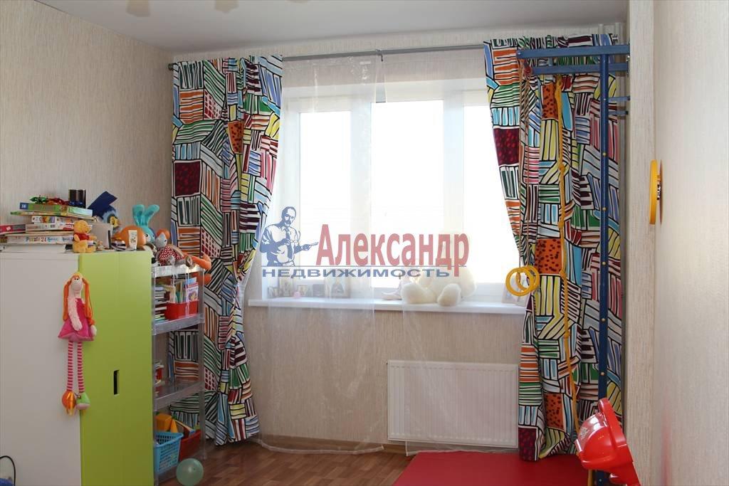 3-комнатная квартира (83м2) в аренду по адресу Тореза пр., 43— фото 10 из 17