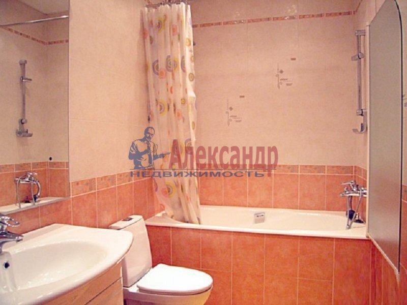 1-комнатная квартира (40м2) в аренду по адресу Вербная ул., 20— фото 1 из 3