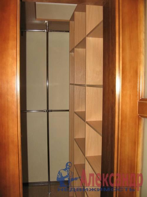 1-комнатная квартира (41м2) в аренду по адресу Ленинский пр., 135— фото 5 из 8