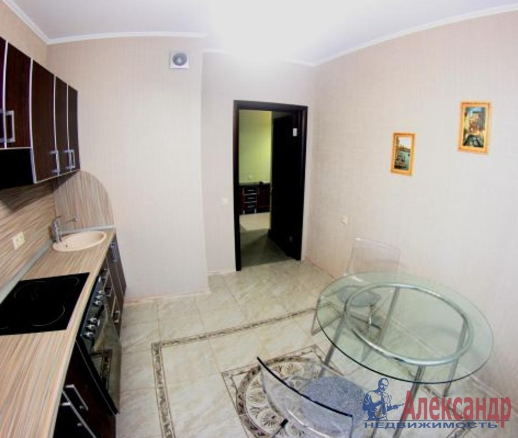 1-комнатная квартира (43м2) в аренду по адресу Купчинская ул., 34— фото 2 из 4