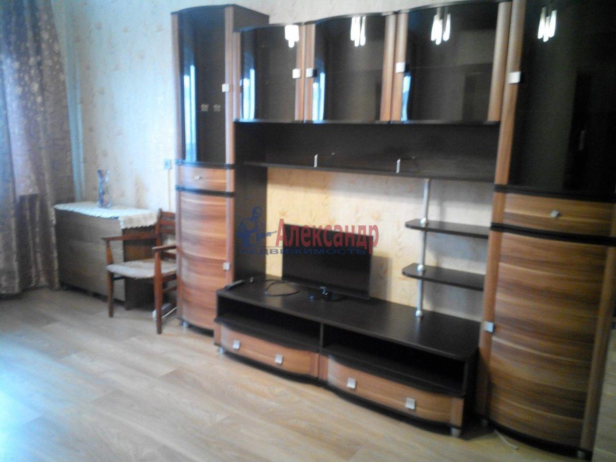 1-комнатная квартира (40м2) в аренду по адресу Мартынова наб., 74— фото 2 из 5