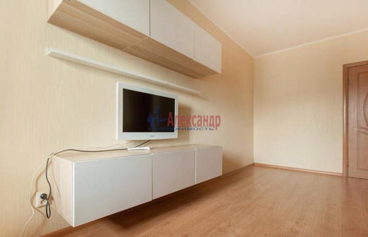 1-комнатная квартира (42м2) в аренду по адресу Коломяжский пр., 26— фото 3 из 4