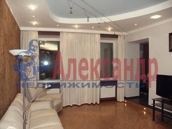 3-комнатная квартира (110м2) в аренду по адресу Гагаринская ул., 17— фото 1 из 3