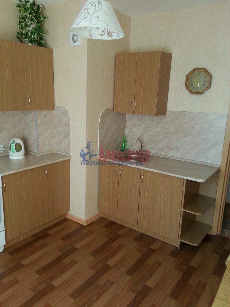 1-комнатная квартира (36м2) в аренду по адресу Парголово пос., Валерия Гаврилина ул., 3— фото 4 из 12