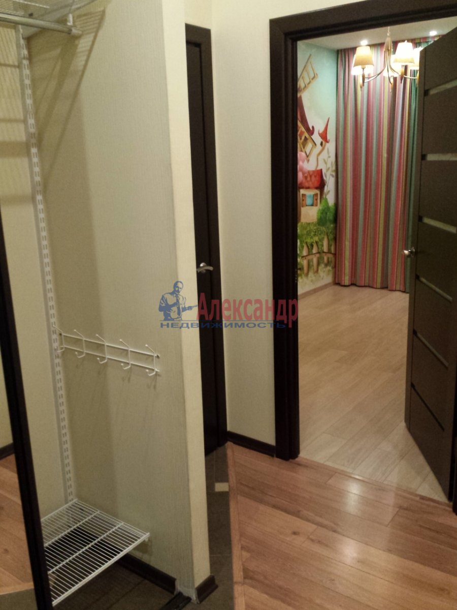 3-комнатная квартира (60м2) в аренду по адресу Всеволожск г., Доктора Сотникова ул., 5— фото 6 из 20