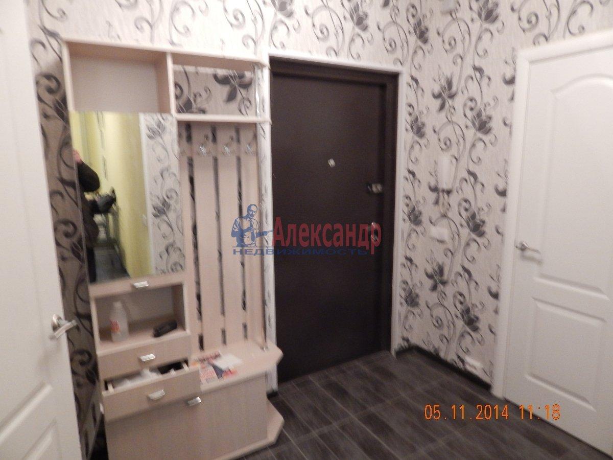 1-комнатная квартира (43м2) в аренду по адресу Мурино пос., Привокзальная пл., 3— фото 5 из 9