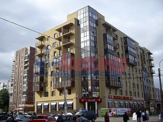 Комната в 2-комнатной квартире (70м2) в аренду по адресу Энгельса пр., 136— фото 2 из 2