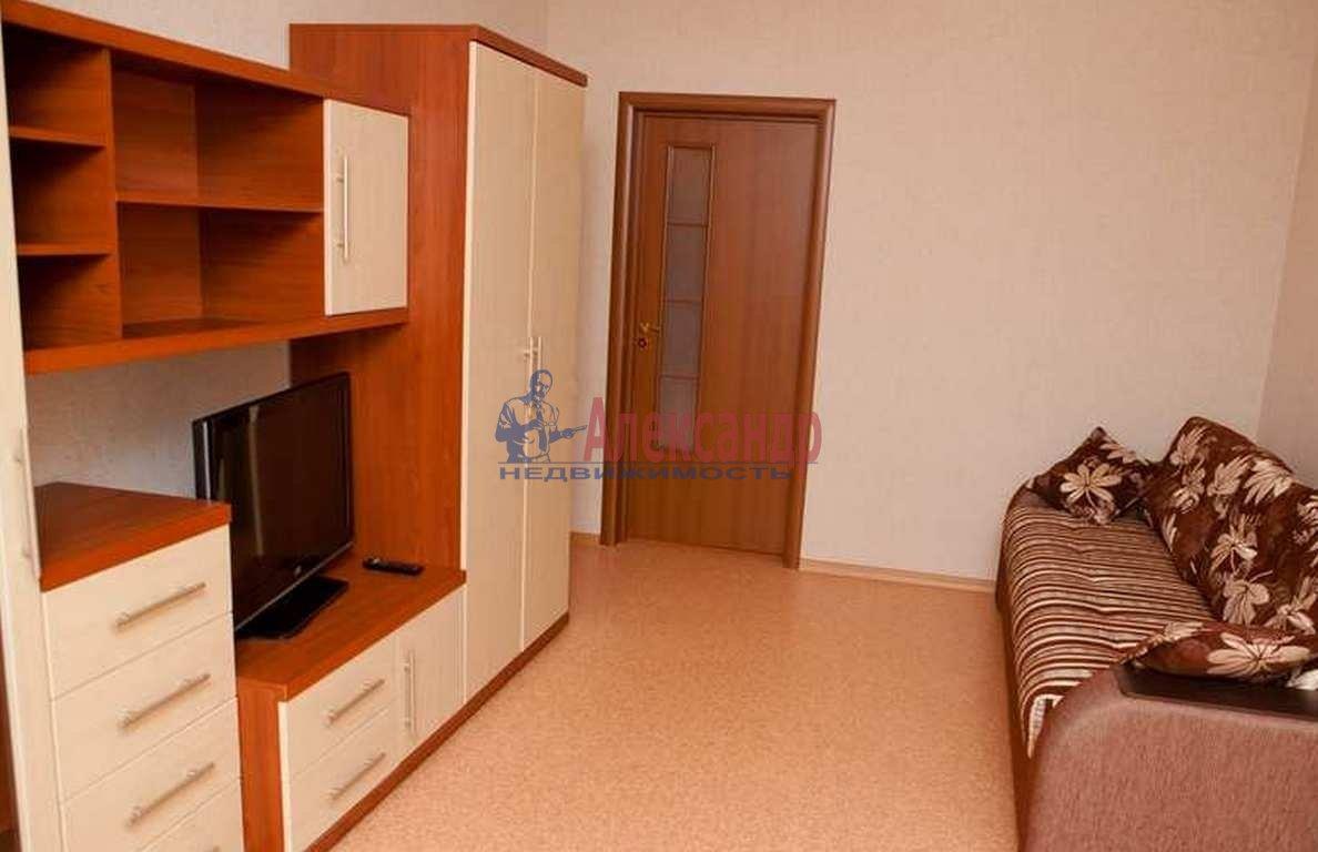 2-комнатная квартира (41м2) в аренду по адресу 5 Предпортовый пр-д, 1— фото 1 из 4