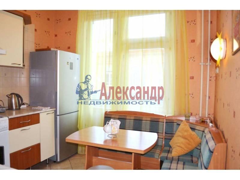 1-комнатная квартира (40м2) в аренду по адресу Свеаборгская ул.— фото 5 из 10