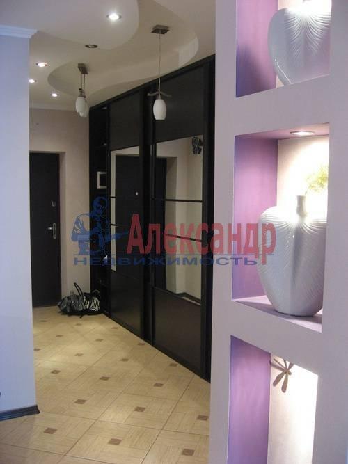 2-комнатная квартира (80м2) в аренду по адресу Дачный пр., 24— фото 5 из 17