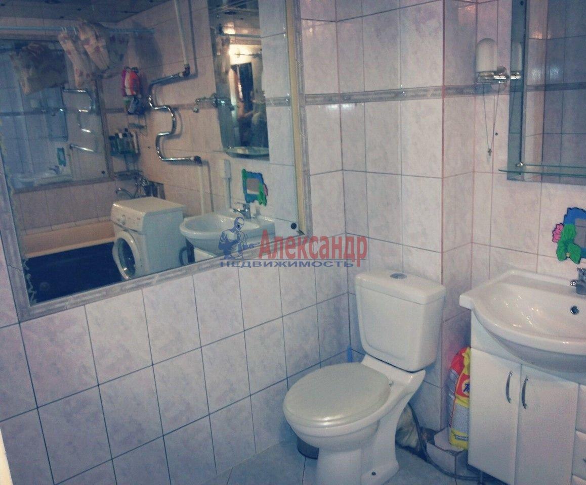 1-комнатная квартира (44м2) в аренду по адресу Парголово пос., Заречная ул., 25— фото 3 из 3