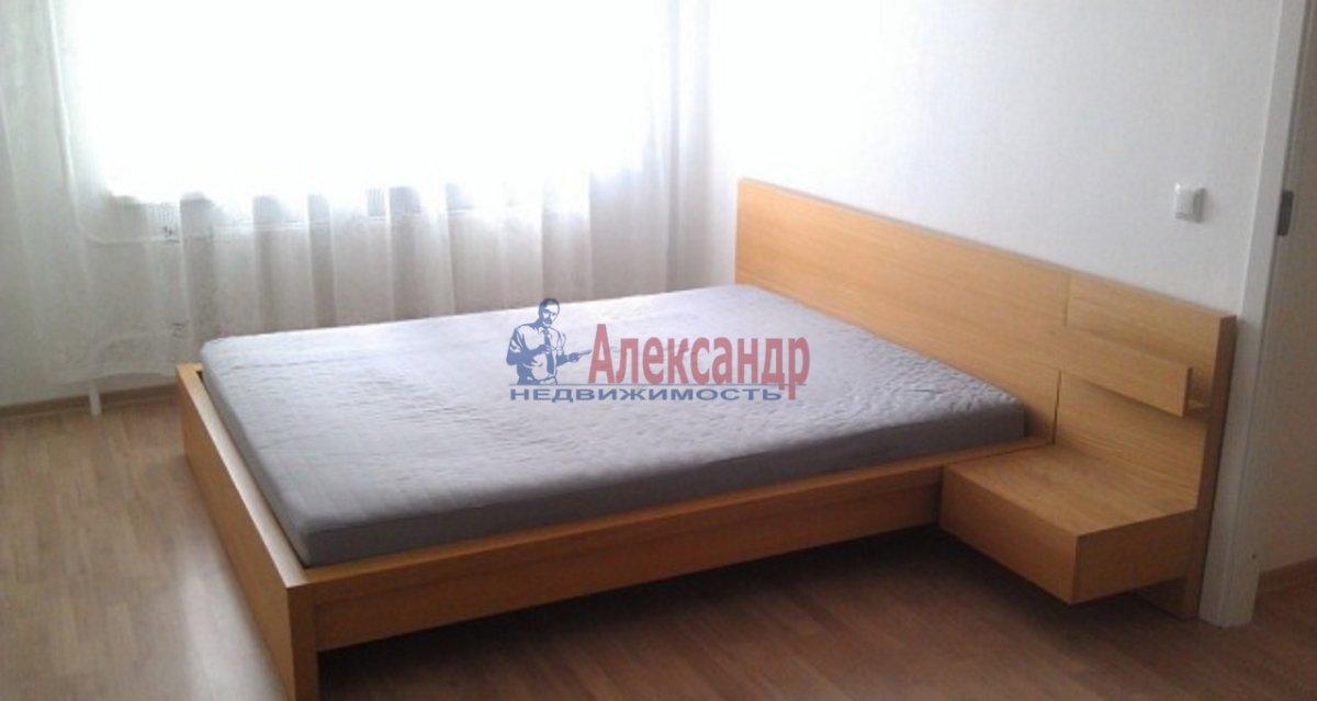 2-комнатная квартира (65м2) в аренду по адресу Просвещения пр., 33— фото 3 из 5