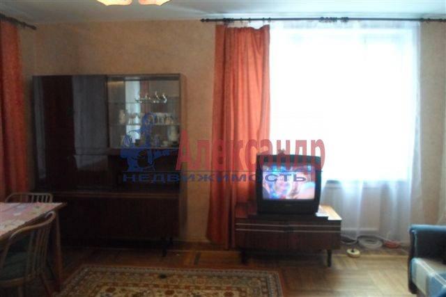 1-комнатная квартира (35м2) в аренду по адресу Черкасова ул., 4— фото 11 из 17
