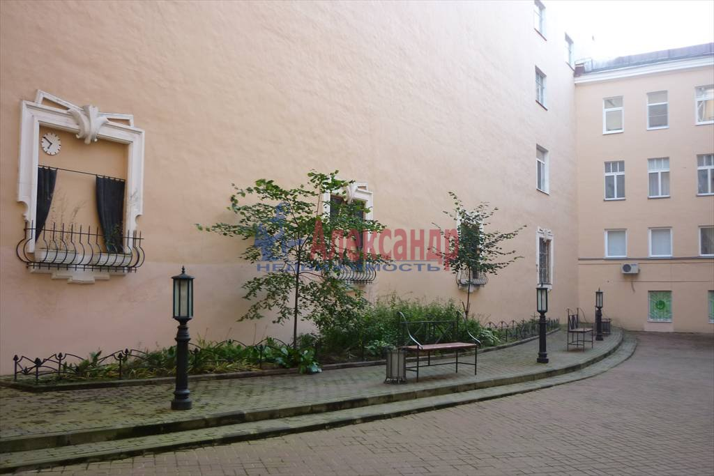 2-комнатная квартира (75м2) в аренду по адресу Большая Конюшенная ул., 3— фото 5 из 14