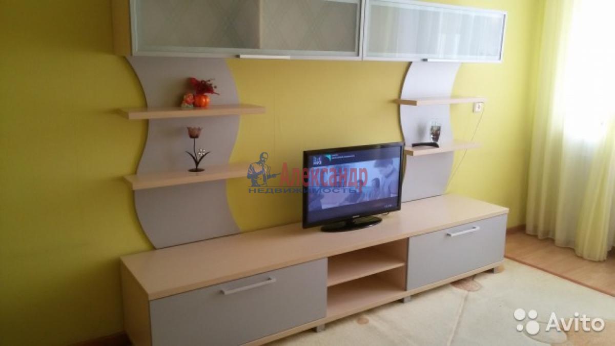 1-комнатная квартира (31м2) в аренду по адресу Дачный пр., 19— фото 1 из 6