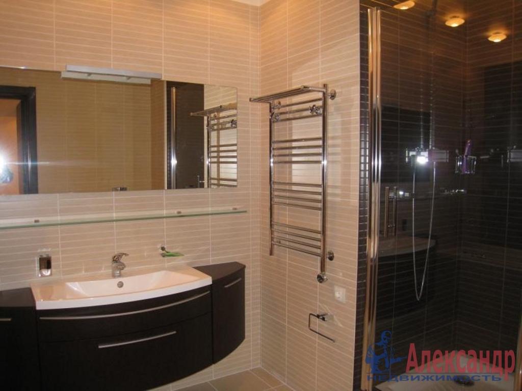 3-комнатная квартира (105м2) в аренду по адресу Морской пр., 15— фото 3 из 3
