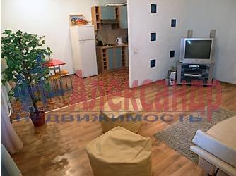 2-комнатная квартира (60м2) в аренду по адресу Варшавская ул.— фото 3 из 3