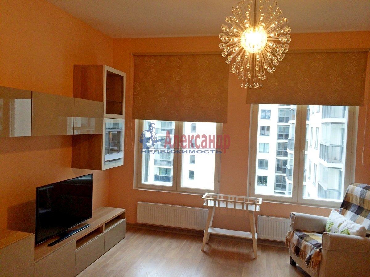 2-комнатная квартира (102м2) в аренду по адресу Обводного канала наб., 108— фото 4 из 8