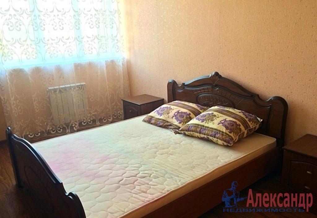 2-комнатная квартира (45м2) в аренду по адресу Наличная ул., 49— фото 1 из 4