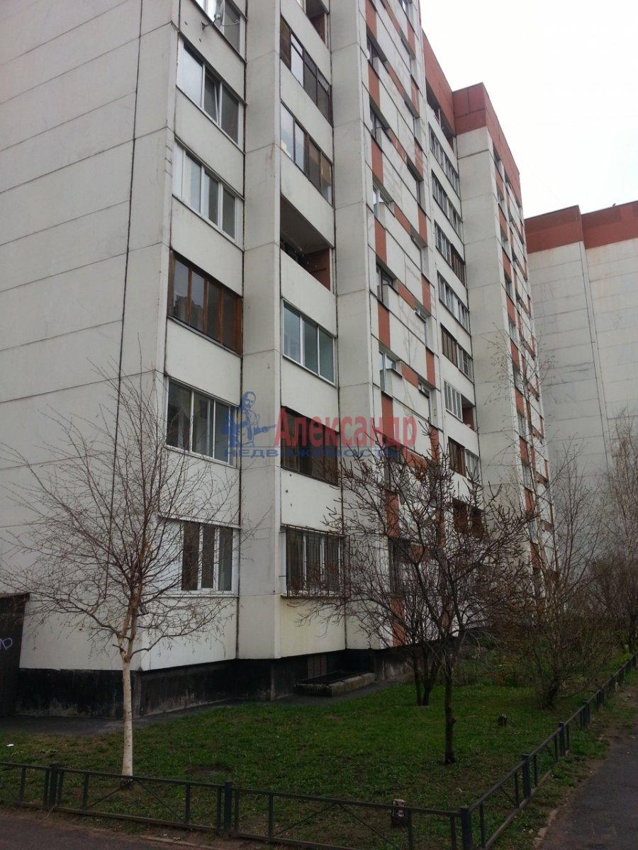 1-комнатная квартира (41м2) в аренду по адресу Авиаконструкторов пр., 34— фото 22 из 24