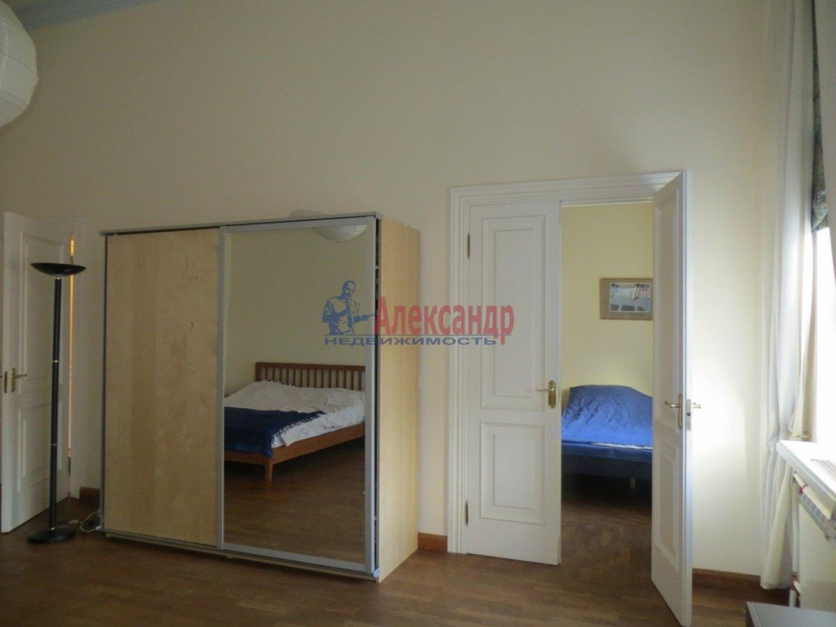 3-комнатная квартира (100м2) в аренду по адресу Большая Конюшенная ул., 5— фото 9 из 11