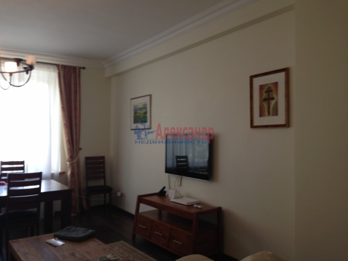 2-комнатная квартира (58м2) в аренду по адресу Бухарестская ул., 96— фото 3 из 4