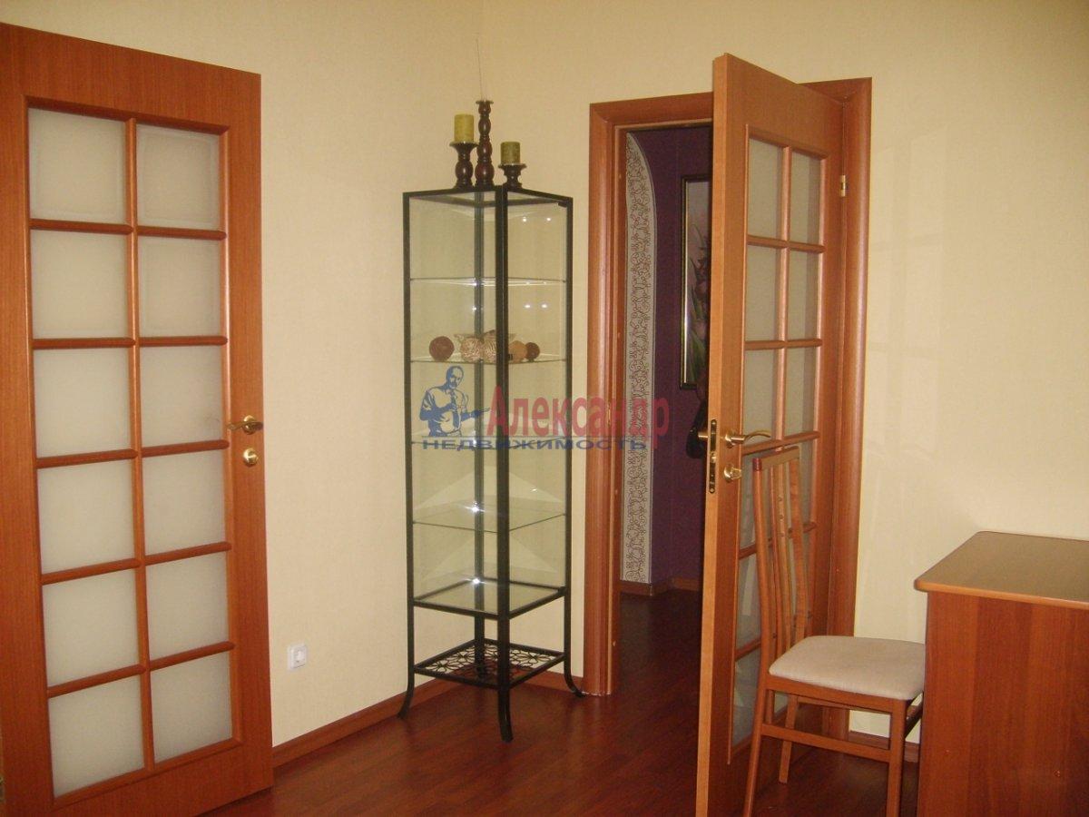 1-комнатная квартира (40м2) в аренду по адресу Якубовича ул., 14— фото 1 из 1