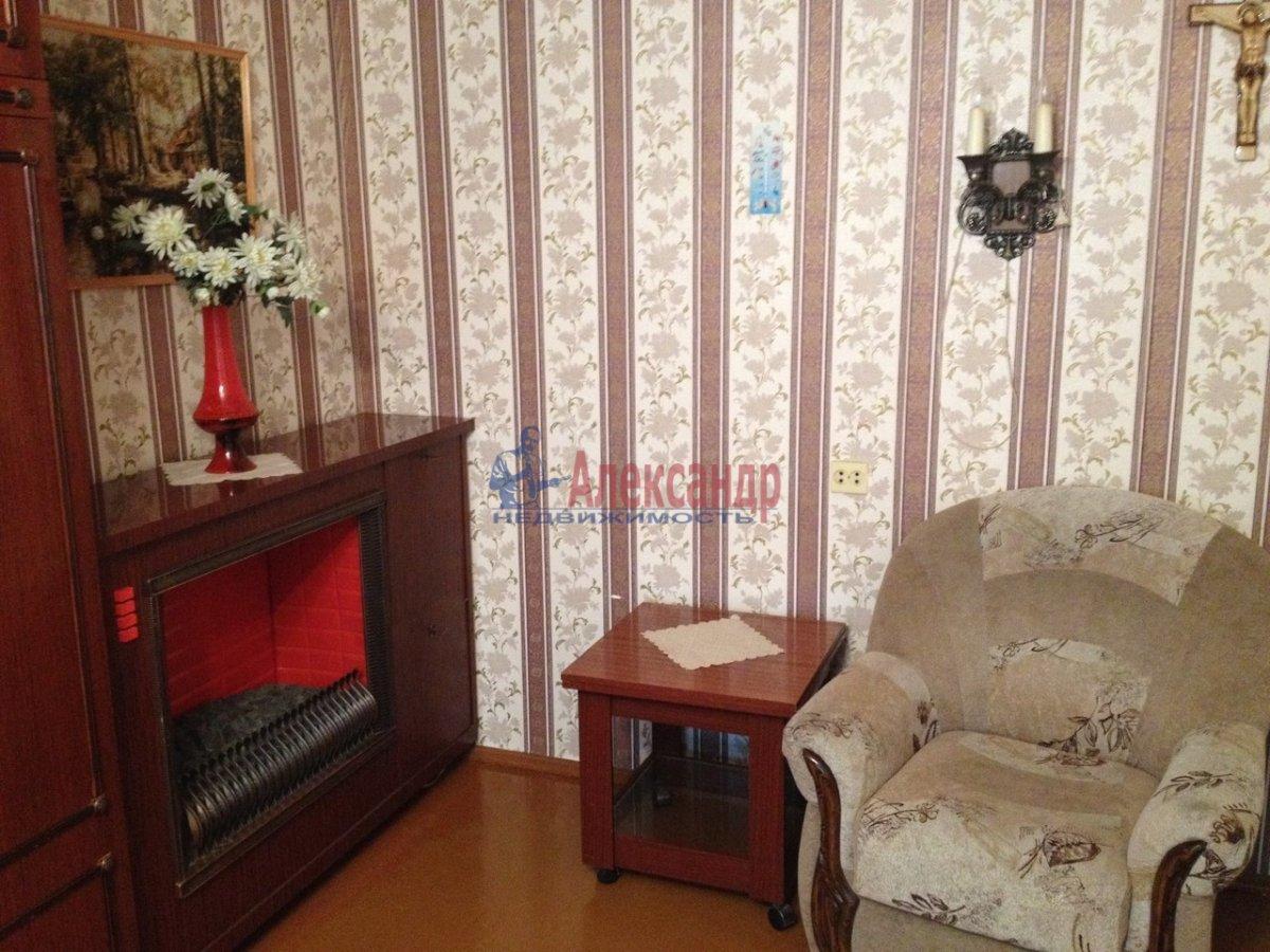 1-комнатная квартира (38м2) в аренду по адресу Российский пр., 5— фото 3 из 8