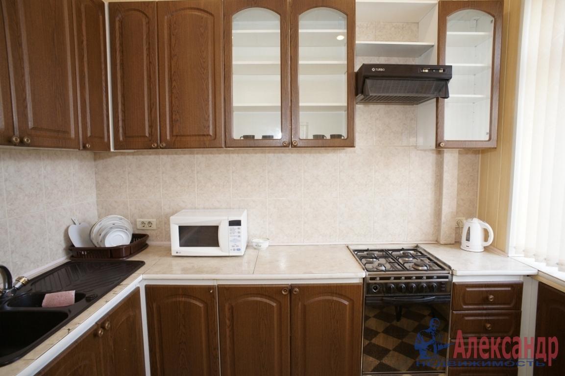 1-комнатная квартира (38м2) в аренду по адресу Троицкий пр., 20— фото 2 из 2