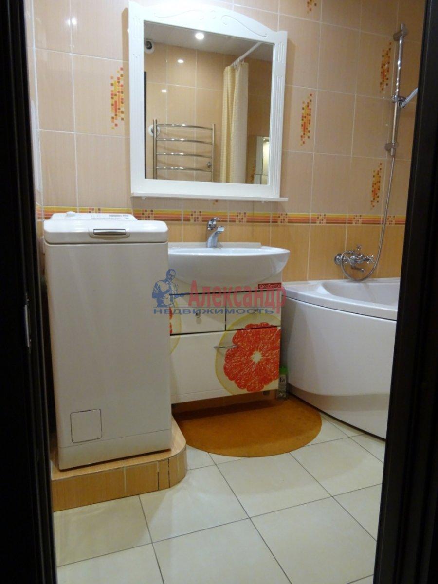 1-комнатная квартира (46м2) в аренду по адресу Большеохтинский пр., 9— фото 3 из 4