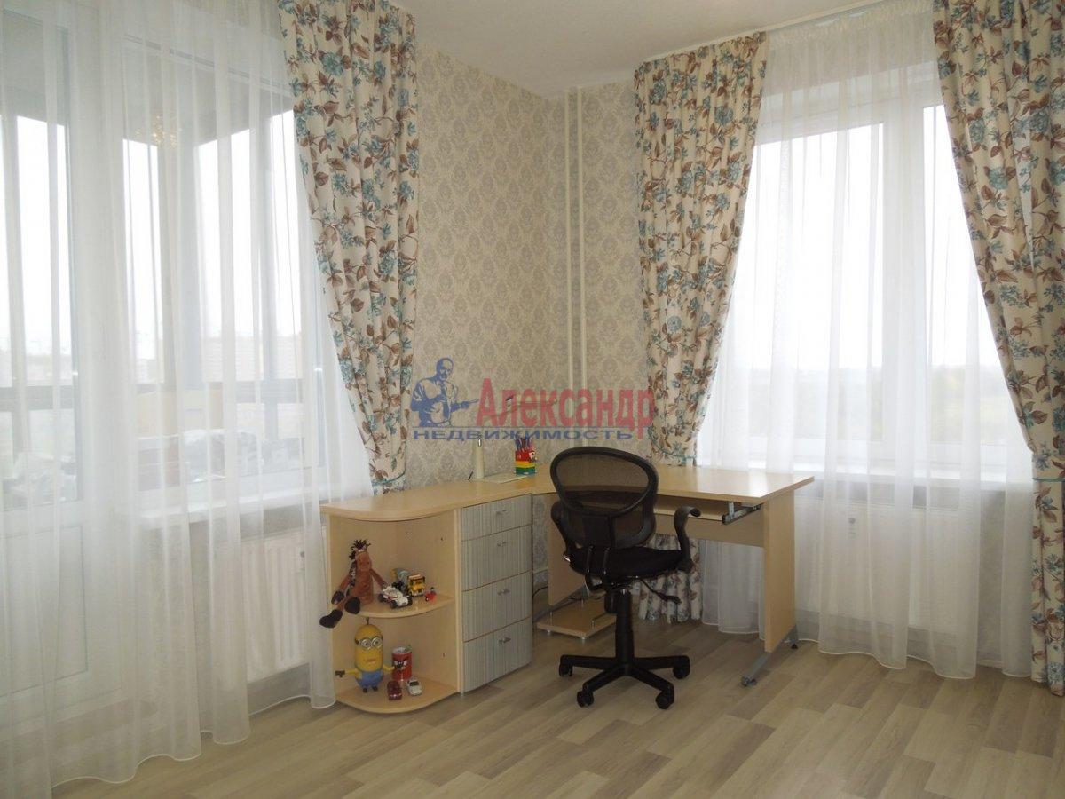 1-комнатная квартира (41м2) в аренду по адресу Космонавтов просп., 37— фото 9 из 9