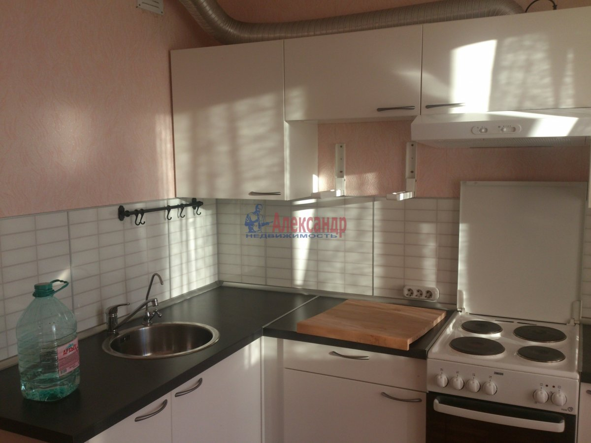1-комнатная квартира (40м2) в аренду по адресу Пулковское шос., 24— фото 3 из 5