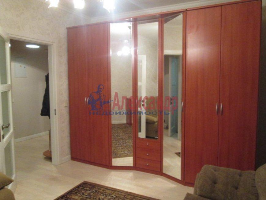 1-комнатная квартира (40м2) в аренду по адресу Шуваловский пр., 88— фото 1 из 3