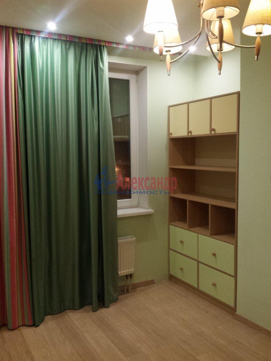 3-комнатная квартира (60м2) в аренду по адресу Всеволожск г., Доктора Сотникова ул., 5— фото 8 из 20